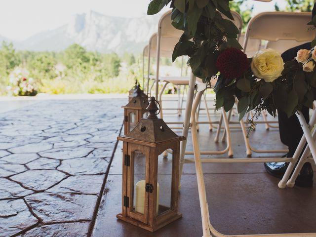 Max and Shannon's Wedding in Estes Park, Colorado 3