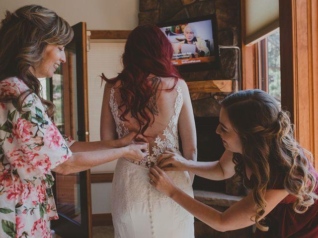 Max and Shannon's Wedding in Estes Park, Colorado 6