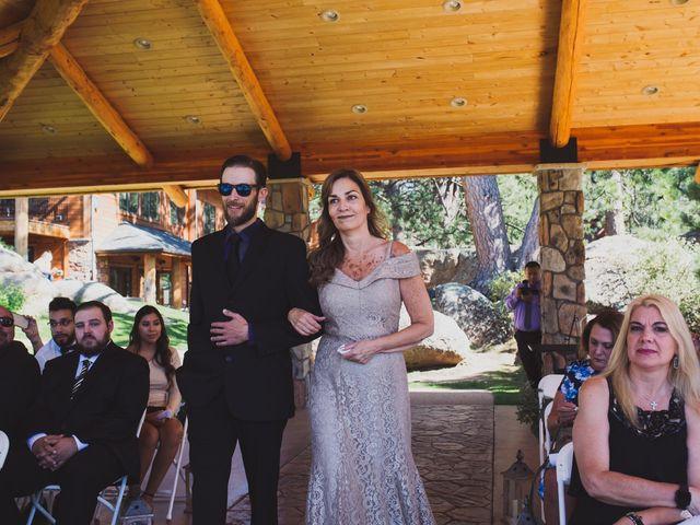 Max and Shannon's Wedding in Estes Park, Colorado 8