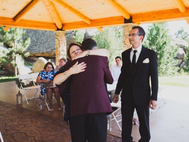 Max and Shannon's Wedding in Estes Park, Colorado 9