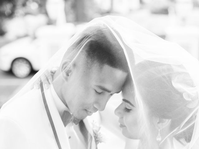 Don and Clariz's Wedding in Benicia, California 1