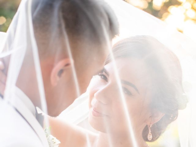 Don and Clariz's Wedding in Benicia, California 14
