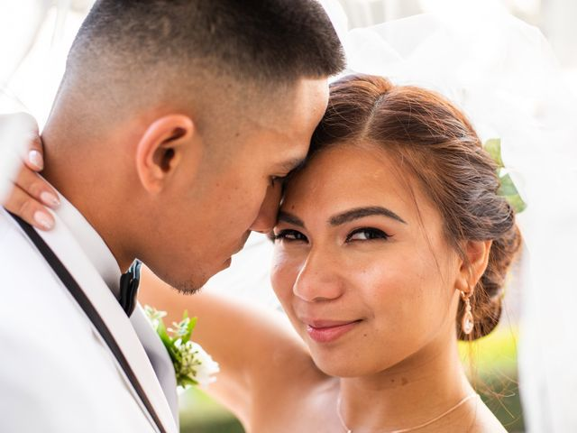 Don and Clariz's Wedding in Benicia, California 16