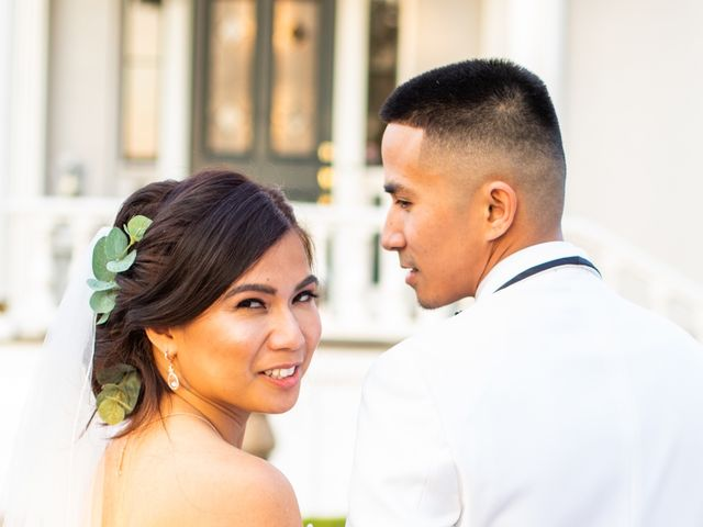 Don and Clariz's Wedding in Benicia, California 22