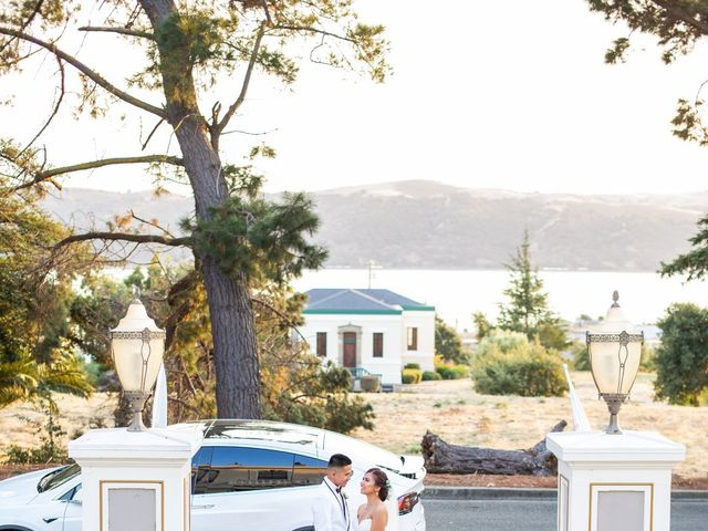 Don and Clariz's Wedding in Benicia, California 23