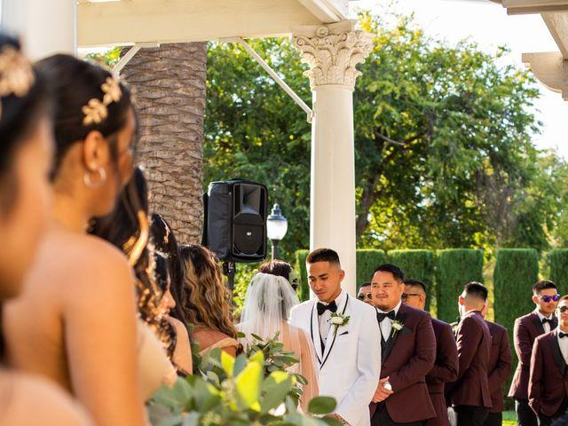 Don and Clariz's Wedding in Benicia, California 45