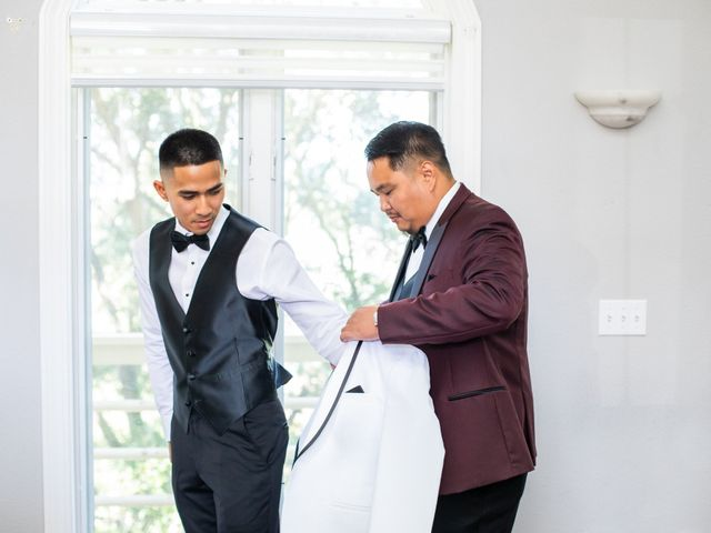 Don and Clariz's Wedding in Benicia, California 73