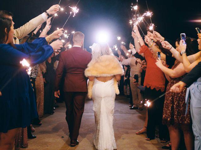Cameron and Skylar's Wedding in Texas City, Texas 5