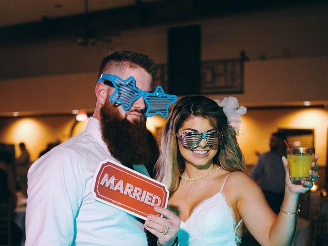 Cameron and Skylar's Wedding in Texas City, Texas 7