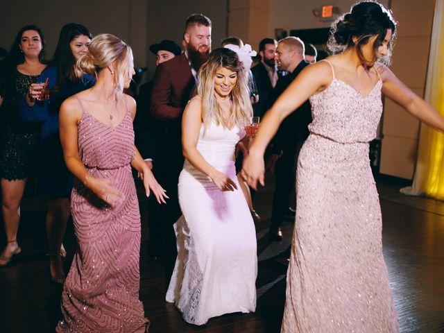 Cameron and Skylar's Wedding in Texas City, Texas 10