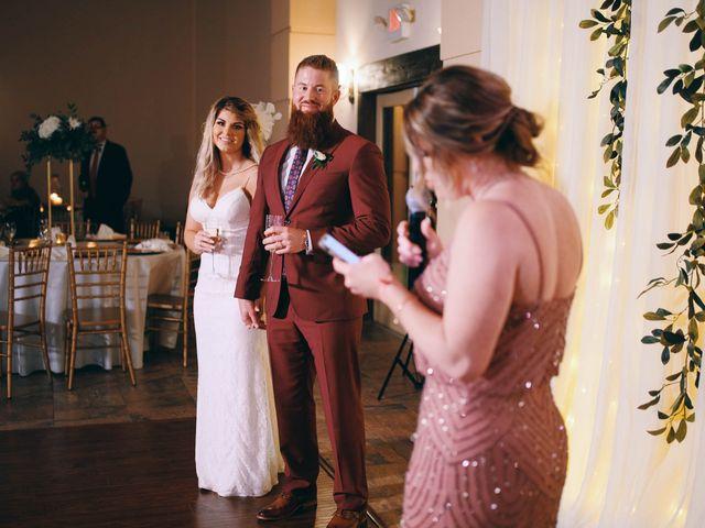 Cameron and Skylar's Wedding in Texas City, Texas 11