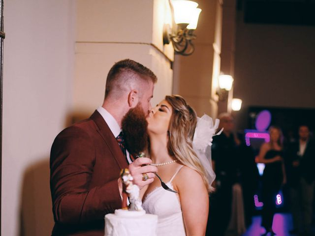 Cameron and Skylar's Wedding in Texas City, Texas 12