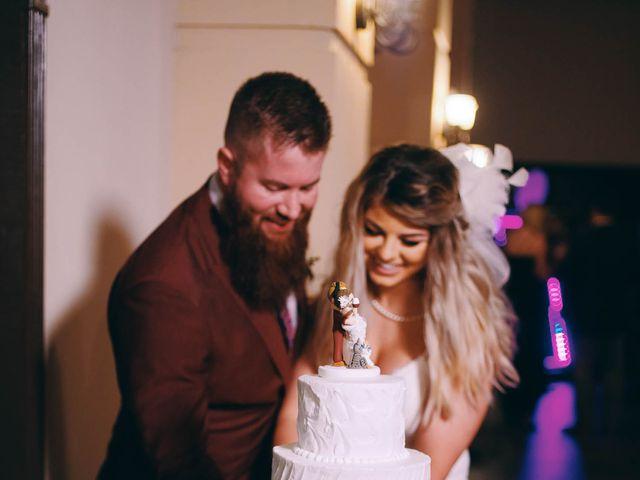 Cameron and Skylar's Wedding in Texas City, Texas 13