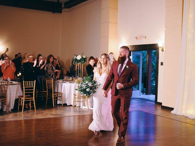 Cameron and Skylar's Wedding in Texas City, Texas 17