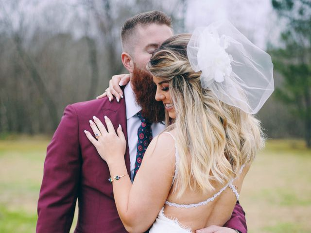 Cameron and Skylar's Wedding in Texas City, Texas 20