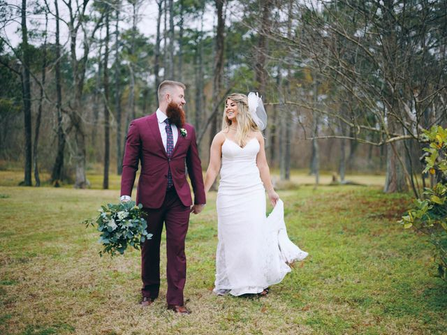 Cameron and Skylar's Wedding in Texas City, Texas 22