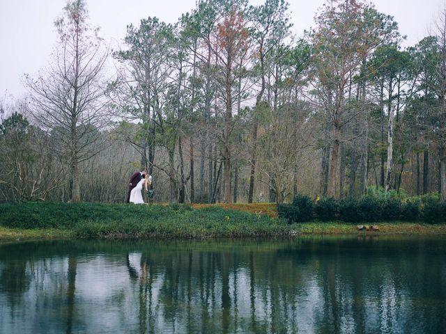 Cameron and Skylar's Wedding in Texas City, Texas 23
