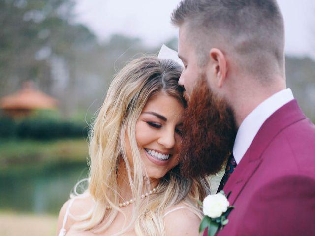 Cameron and Skylar's Wedding in Texas City, Texas 25