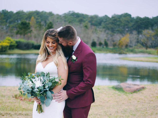 Cameron and Skylar's Wedding in Texas City, Texas 26