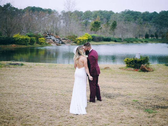 Cameron and Skylar's Wedding in Texas City, Texas 29
