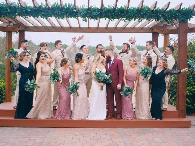 Cameron and Skylar's Wedding in Texas City, Texas 30