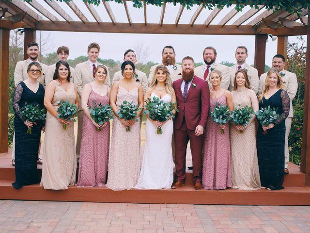 Cameron and Skylar's Wedding in Texas City, Texas 31
