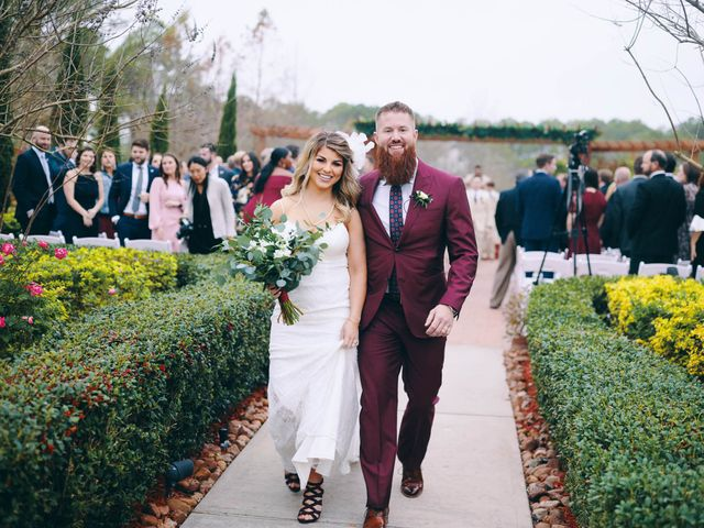 Cameron and Skylar's Wedding in Texas City, Texas 32