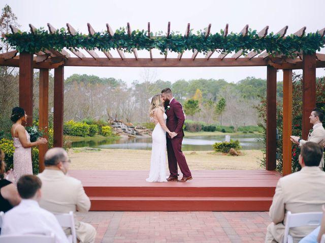 Cameron and Skylar's Wedding in Texas City, Texas 34