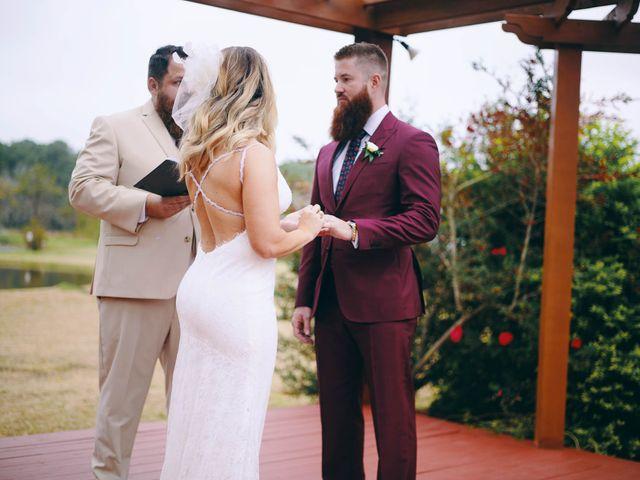Cameron and Skylar's Wedding in Texas City, Texas 35