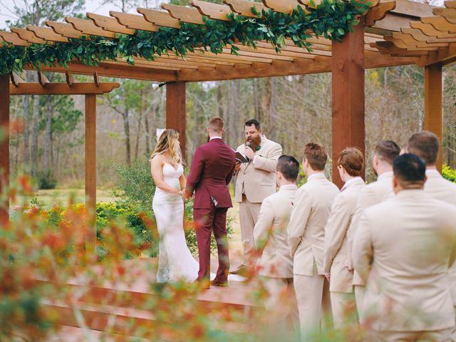 Cameron and Skylar's Wedding in Texas City, Texas 37