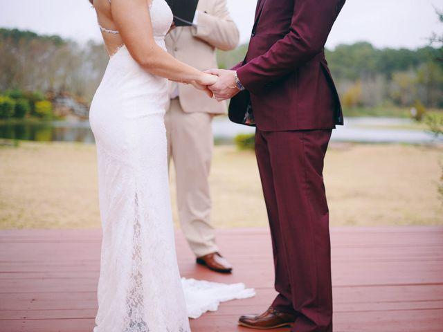 Cameron and Skylar's Wedding in Texas City, Texas 38