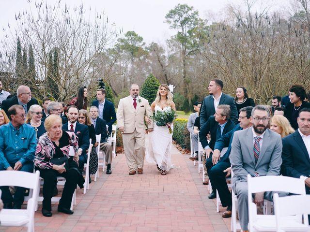 Cameron and Skylar's Wedding in Texas City, Texas 42