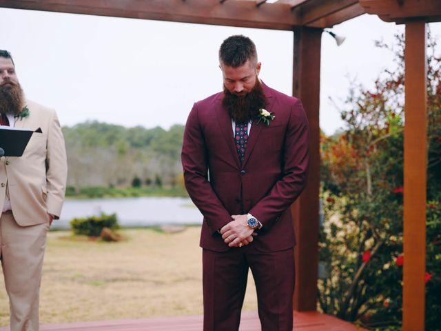 Cameron and Skylar's Wedding in Texas City, Texas 44