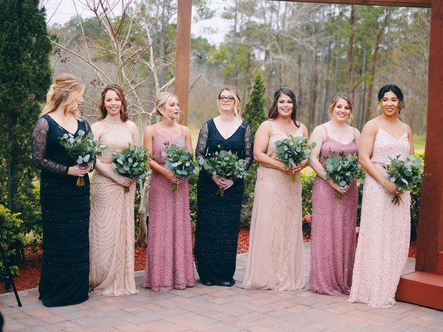 Cameron and Skylar's Wedding in Texas City, Texas 46