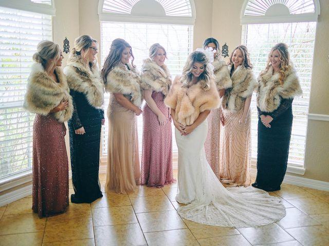 Cameron and Skylar's Wedding in Texas City, Texas 84