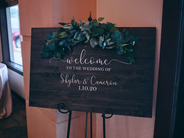 Cameron and Skylar's Wedding in Texas City, Texas 85