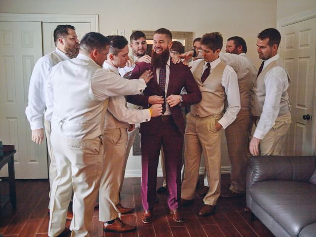Cameron and Skylar's Wedding in Texas City, Texas 97