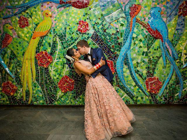 Arthur and Deepika's Wedding in Cancun, Mexico 1