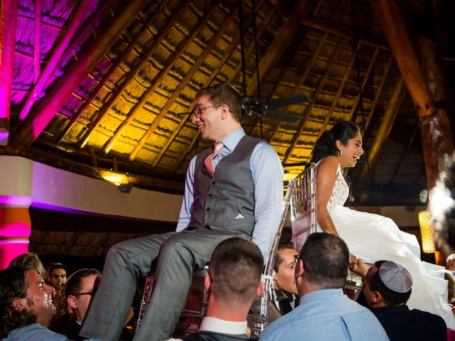 Arthur and Deepika's Wedding in Cancun, Mexico 3