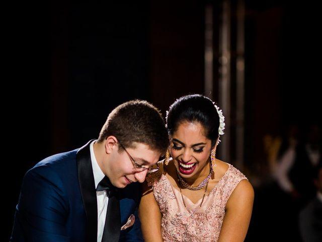 Arthur and Deepika's Wedding in Cancun, Mexico 5