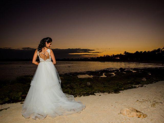 Arthur and Deepika's Wedding in Cancun, Mexico 10
