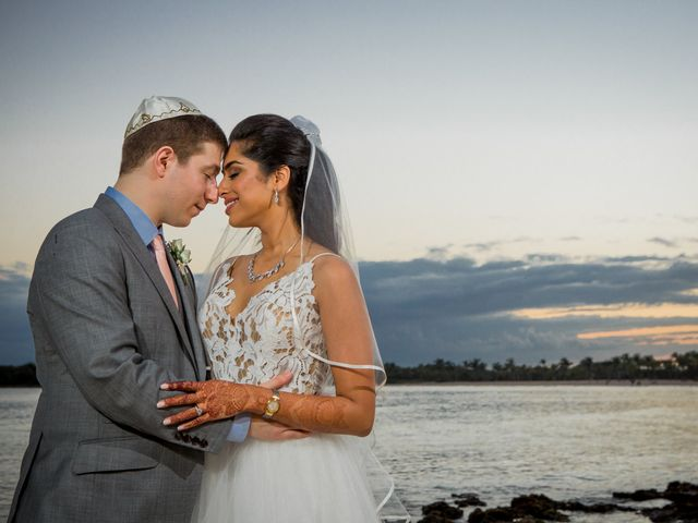 Arthur and Deepika's Wedding in Cancun, Mexico 12