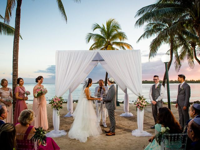 Arthur and Deepika's Wedding in Cancun, Mexico 13