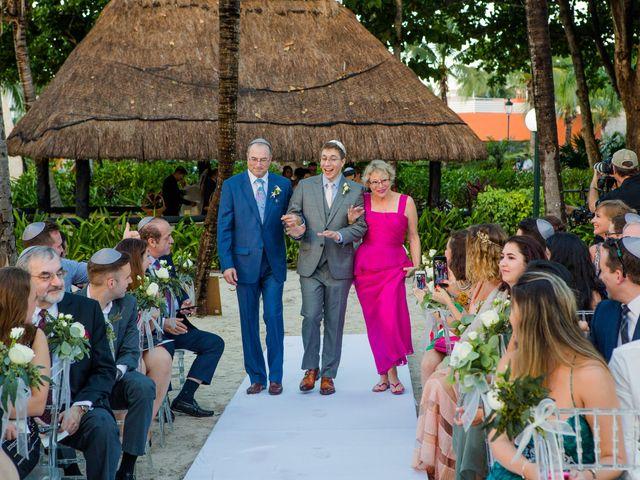 Arthur and Deepika's Wedding in Cancun, Mexico 15