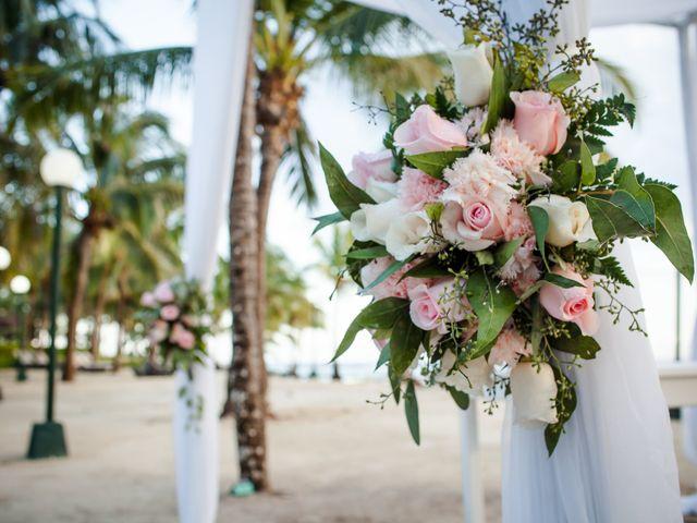 Arthur and Deepika's Wedding in Cancun, Mexico 17