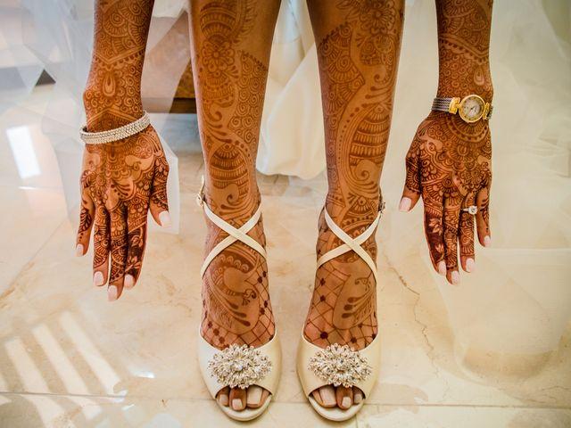 Arthur and Deepika's Wedding in Cancun, Mexico 21
