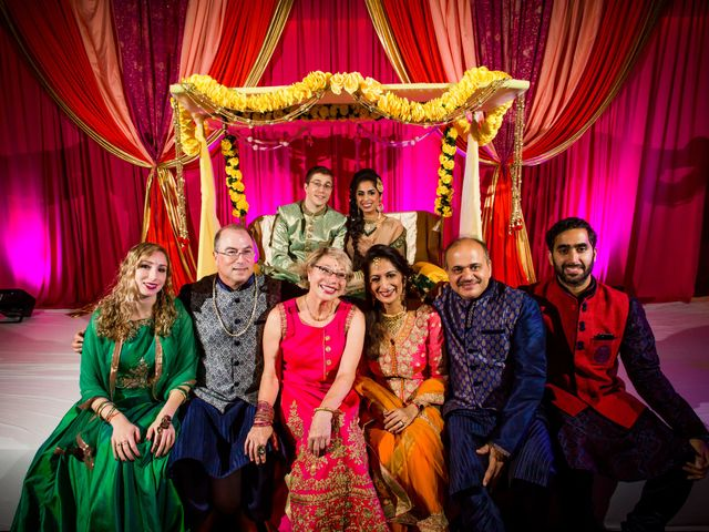 Arthur and Deepika's Wedding in Cancun, Mexico 24