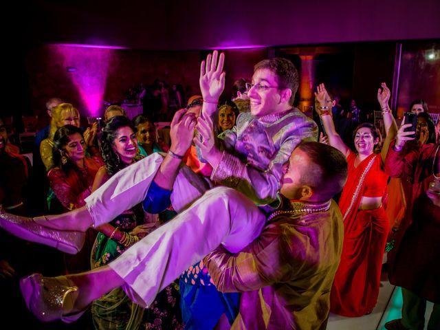 Arthur and Deepika's Wedding in Cancun, Mexico 26