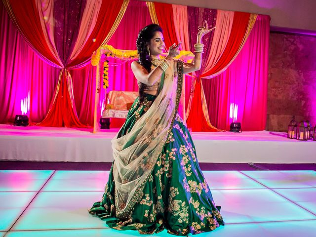Arthur and Deepika's Wedding in Cancun, Mexico 28