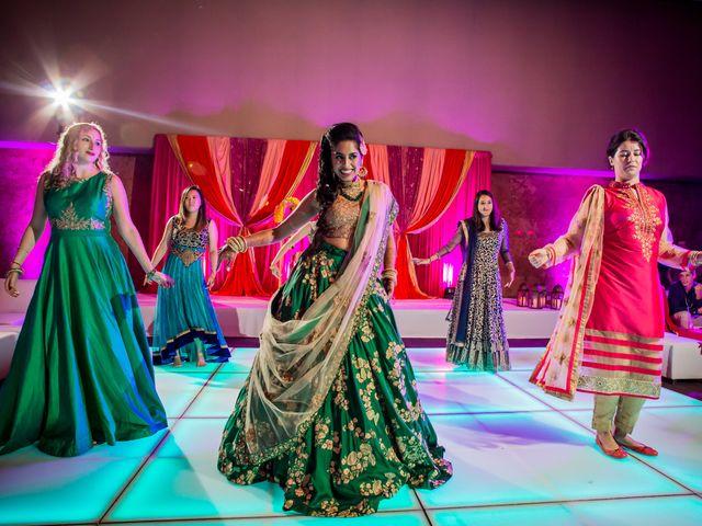 Arthur and Deepika's Wedding in Cancun, Mexico 29